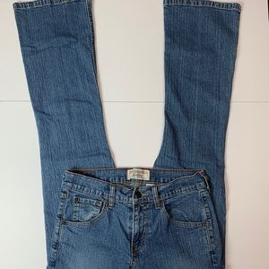 Levi's Strauss Jeans Signature Bootcut Size 4S